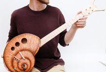 Musical things / by Joseph O'Neil