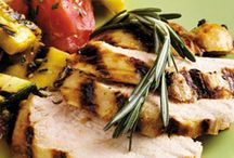 Grilling out! / Yummy things to cook on the grill! Simple and fast!