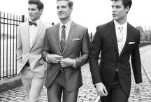 Men in suits are beautiful / Hey there / by Betsy Wilson