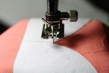 Techniques couture / Techniques de couture, finitions particulieres, petits trucs pratiques et malins, ...