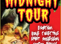 "The Original Midnight Tour / Highest level of ""scary"" you can get!"