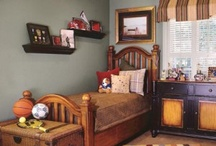 Dream Home - Bedrooms / by Rebekah Schrepfer