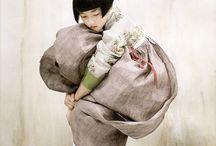 Hanbok kids