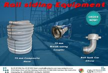 Rail siding Equipment