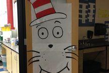 Kindergarten Dr. Seuss