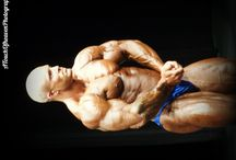Body building  / Photography of BB