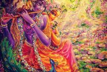 krishna & radharani