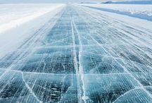 Arctic Moodboard
