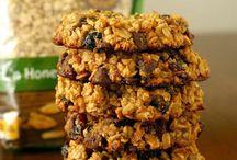 Healthy oats bars