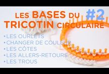 Tricotin circulaire