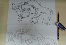 disegni fatti da me...