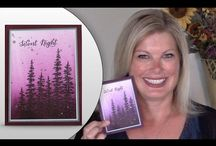 tami white christmas cards video's / by Lavinia Dow
