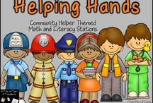 Classroom Resources: Community Helpers