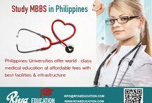 Study MBBS abroad with Riya Education / Study MBBS abroad with Riya Education