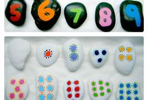 Numbers and letters activity