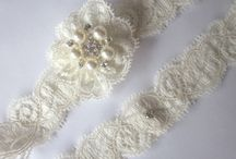 Wedding Garter / You'll find here different styles of wedding garter or wedding laces.