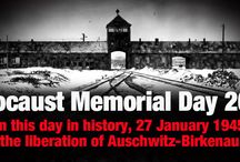 Holocaust Memorial Day / Holocaust Memorial Day January 27 (1945) Liberation of Auschwitz-Birkenau camp