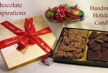 Chocolate Holiday Gifts / Delicious candy, handmade fresh with all natural ingredients! Great gifts for the chocolate lovers! Award Winning English Toffee. Cashew Brittle, Cinnamon Toast Toffee, Cookie Butter Chocolate Bark and more!