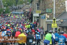 Pitlochry Etape Cycle Race