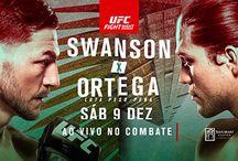 UFC Fight Night: Swanson vs Ortega Dec 9, 2017 Live on FS1