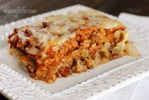 Dinner Casseroles / by Kim Galla, Independent Avon Sales Rep