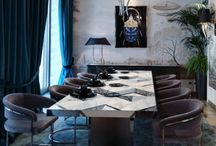 Visionnaire dinning rooms