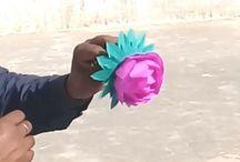 indian paper art