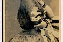 Women of Mystery / Enigmas caught in photographs