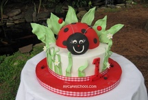 All About Me: Ladybugs / by Karen Turner