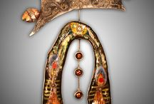 Fine Art Sculptures by Delia Dante