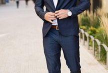 Μπλε κοστούμια