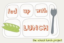 The School Lunch Project / by Crystal Morris