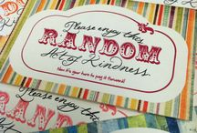 Acts of Kindness / by Ellen Rodnite