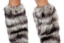 Hosiery - Leg Warmers