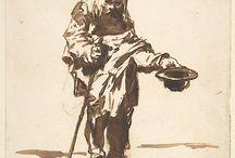 Goya desenhos