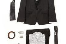 Men's fashion set