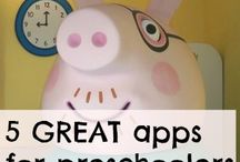 Great Apps for Kids / Great learning apps and games for kids