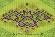 COC Ciyus / Info seputar game coc (clash of clans)