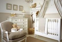 Gorgeous nurseries. / Nurseries I could rock a session in.