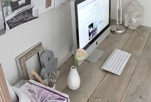 craft space & storage ideas