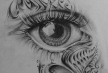 Tattoo-eyes