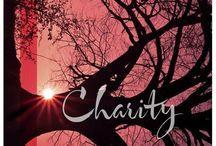 18 itys = Charity (liefdadigheid) / Liefdadigheid, waarom zit dat zo aan het eind van het lied van de ities? Het is toch heel gemakkelijk om even geld over te maken naar een goed doel? Maar het gaat niet alleen om geld. Het gaat om daden van liefde. Niet om wat wij gemakkelijk kunnen missen, maar om wat een ander werkelijk nodig heeft. Liefde. Verzorging. Hulp. Kun je dat geven?