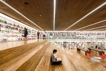 Livrarias/Bibliotecas