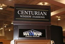 GTA Home & Reno Show 2015 (Centurian Window Fashions) / The Centurian Window Fashions booth at the GTA Home & Reno Show 2015 inside the International Center