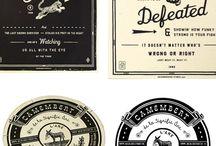 Branding: Old Timey
