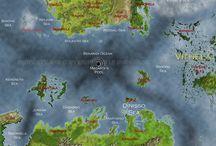 Gloranthan Maps