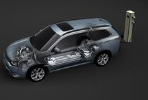 Mitsubishi Outlander PHEV / The cleverest, coolest and environmentally friendly PHEV out there!