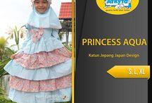 Afkytashop / Produsen gamis anak cantik, baju muslim anak Purwokerto 089675814562 www.afkytashop.com ig@afkytashop