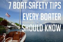 Boat Safety / There is no denying that spending the day cruising the lake is about the most fun you can have. Keep the fun coming by practicing boat safety. / by Bennington Pontoons