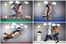 Artistic & Funny Poses